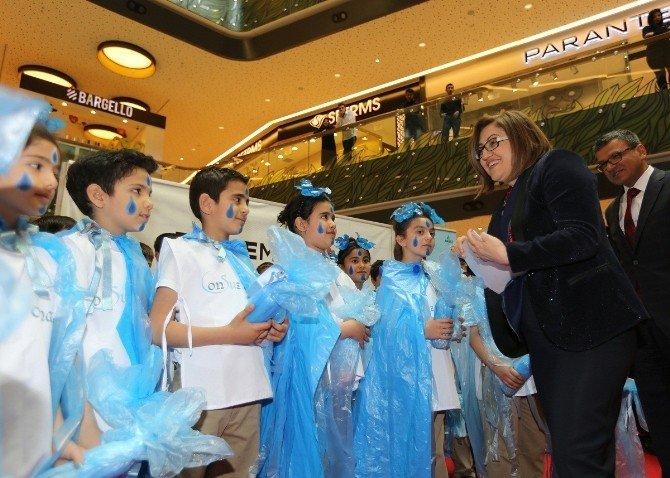 Gaziantep'te 'Dünya Su Günü' Kutlandı