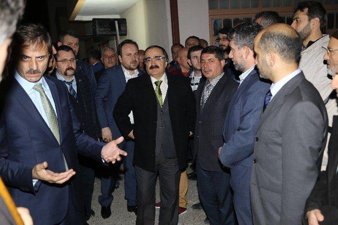 Şehit Polis Yasin Boran Ankara'da Toprağa Verilecek