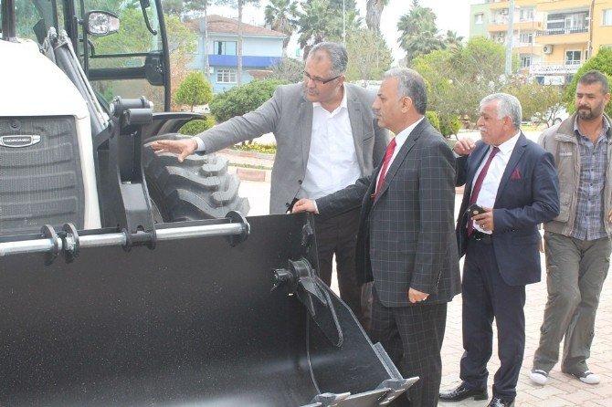 Reyhanlı Belediyesi Araç Filosunu Güçlendiriyor