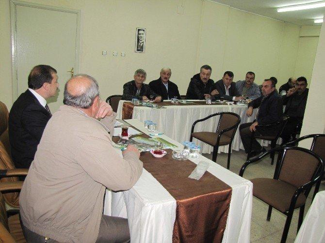 Haykoop Toplantısı Hisarcık'ta Yapıldı
