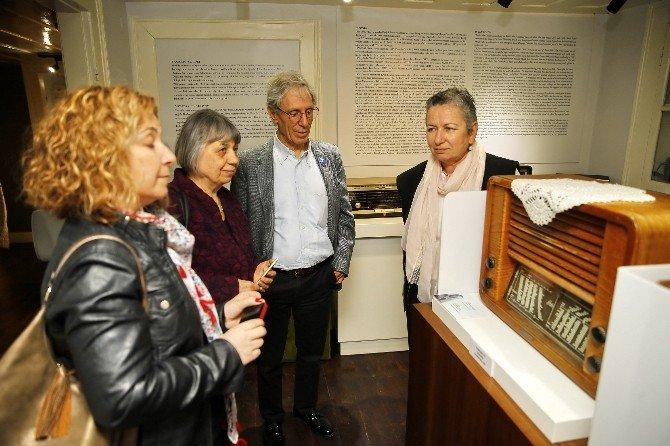 İletişim Ustaları Müzeyi Gezdi