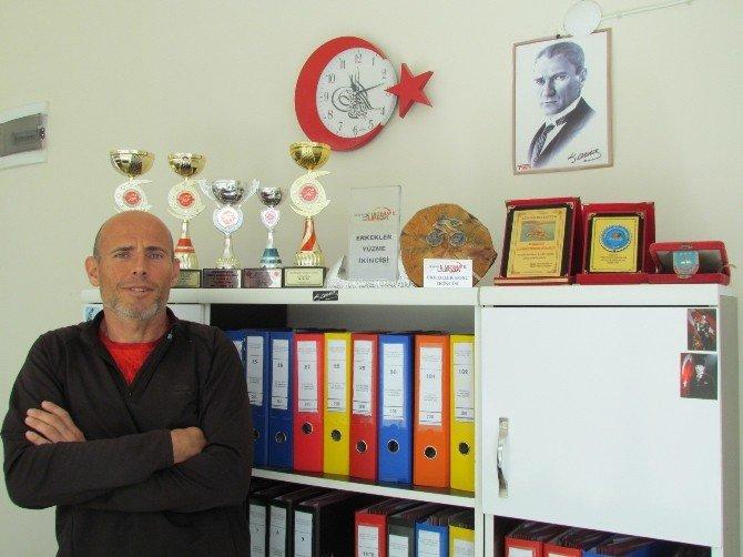 Çeşmeli Muhasebeci Duatlon'da Türkiye İkincisi Oldu