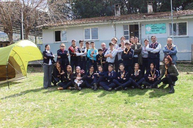Aydınlı İzciler Çanakkale Milli Bilinç Kampı Hazırlıklarını Tamamladı