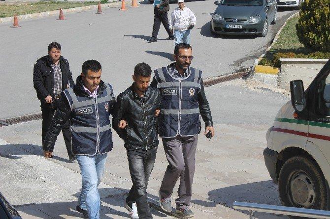 Karaman'da Telefon Dolandırıcısı Tutuklandı