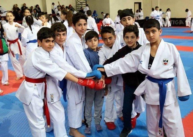 Diyarbekirsporlu Karatecilerden Büyük Başarı