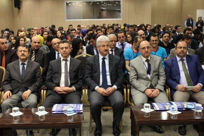 47. Ortaöğretim Öğrencileri Araştırma Projeleri Sergisi Açıldı