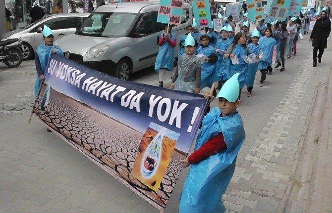 """Kulu Da """"22 Mart Dünya Su Günü"""" Etkinliği Düzenlendi"""