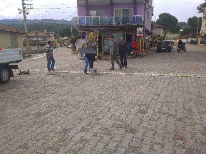 Ahmetli'nin Mahallelerine Büyük Hizmet
