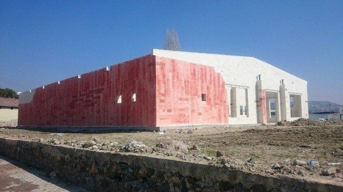 Selendi'ye Yeni Düğün Salonu