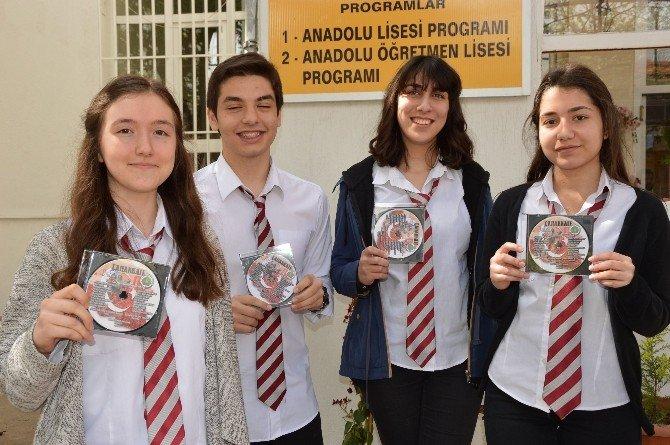 Liselilerden Çanakkale'ye Özel İngilizce Anlatım