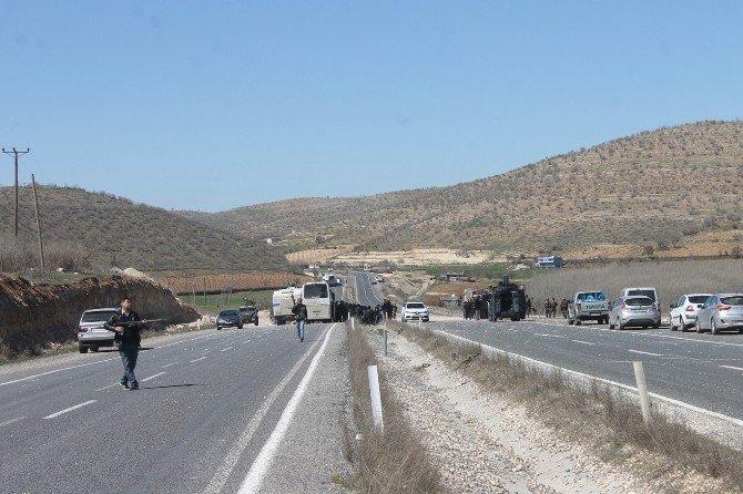 Mardin'de Patlama: 1 Şehit, 3 Yaralı