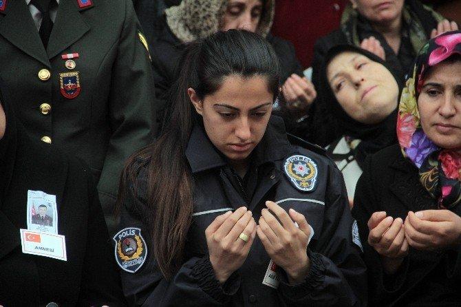 Şehit Jandarma Emre Tunca'ya Son Görev