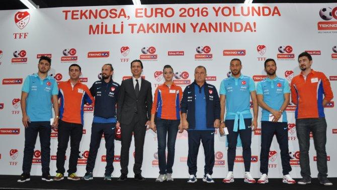 TeknoSA'dan Euro 2016 yolundaki milli takıma destek