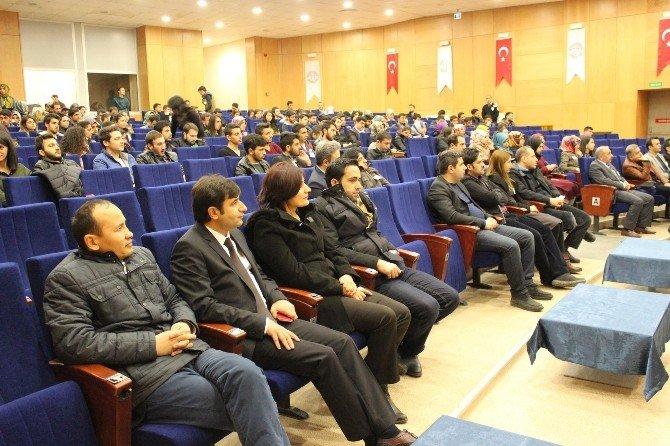 MŞÜ'de 'Dünya Pi Günü' Kutlandı