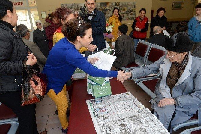 Osmek Kursiyerleri Yaşlıları Unutmadı