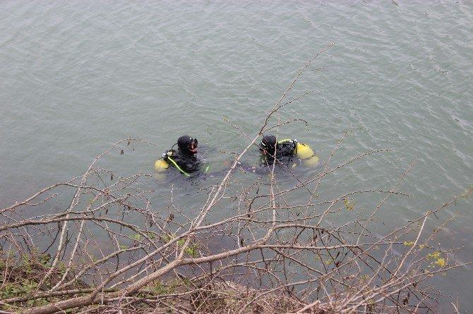 Baraj Gölüne Düşen Genç Boğuldu