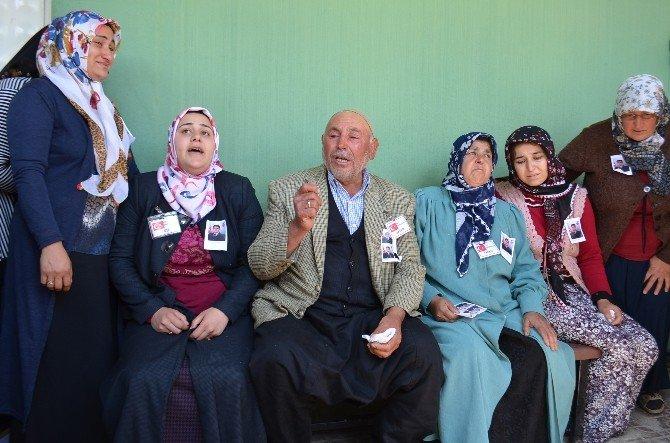 """Şehidin Eşi """"Canımı Kaybettim"""" Diyerek Feryat Etti"""