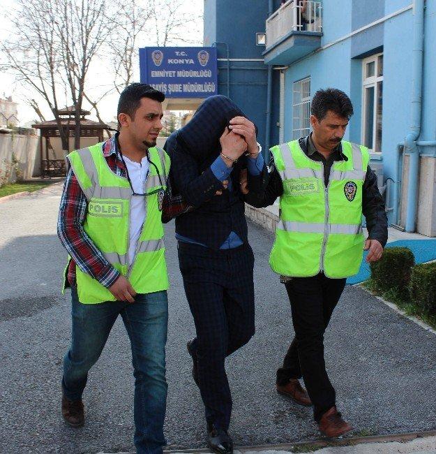 Konya'da Mısır Tohumu Hırsızlığı