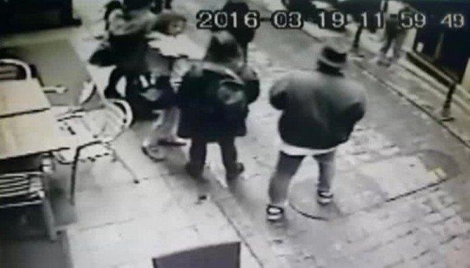 Patlamada Ölen 3 İsrailli Turistin Restorandaki Son Yemeği Güvenlik Kamerasında