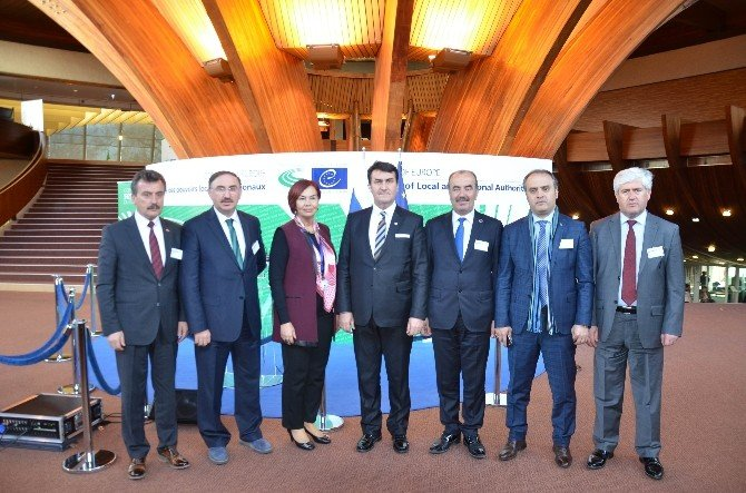 Avrupa Konseyi'nde Türk Başkan'dan Terör Dersi