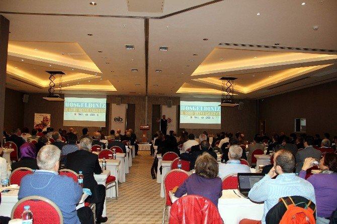 Kuru Meyve Sektörü Sorunlara Karşı Güçbirliği Yapacak
