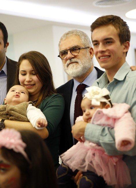 Tüp Bebekler Büyüdü Kardeşleriyle Tanıştı