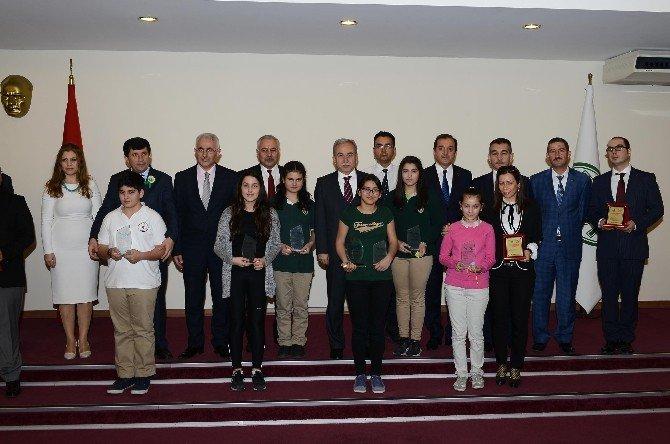 Adana'da Dünya Ormancılık, Su Ve Meteoroloji Günü Etkinlikleri