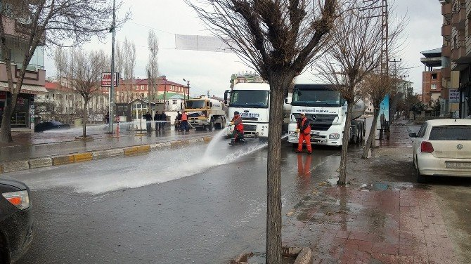 Van'da Bahar Temizliği