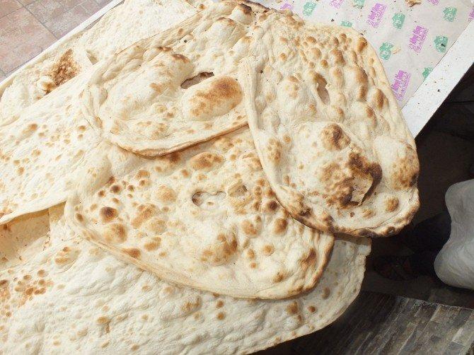 Van'da Tandır Ekmeğine Rağbet