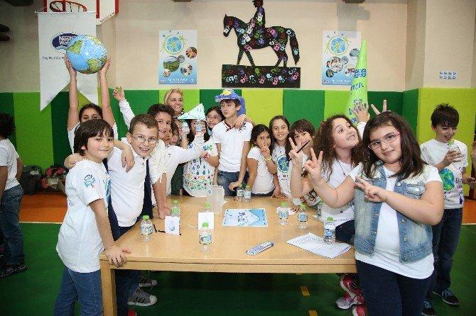 Doğa Okulları Öğrencileri Ve Nestlé Waters Türkiye, Dünya Su Gününü Kutladı