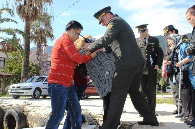 Jandarma Yaşlıları Unutmadı