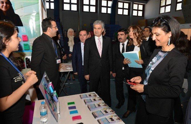47. TÜBİTAK Sergisi Adana'da Açıldı
