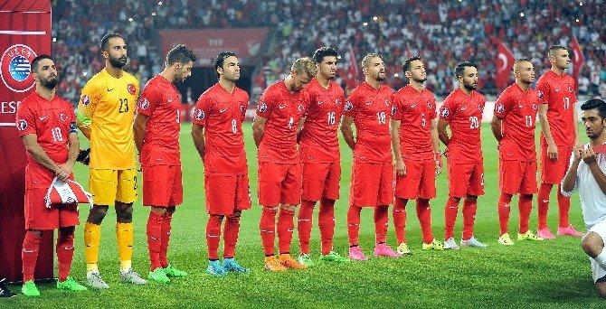A Milli Takım'ın Euro 2016 Öncesi İlk Sınavı