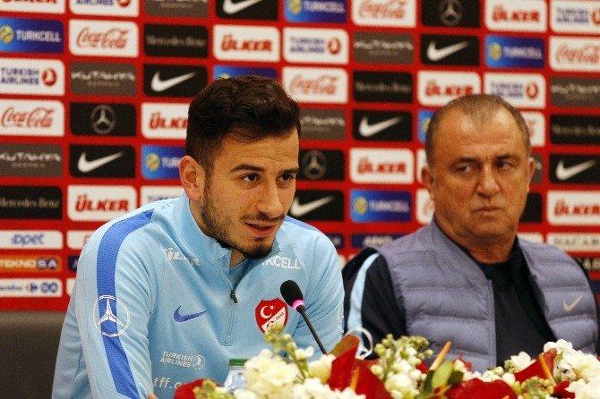 """Özyakup: """"Zor Maçlar Olacak Ama Biz Kendimize Güveniyoruz"""""""