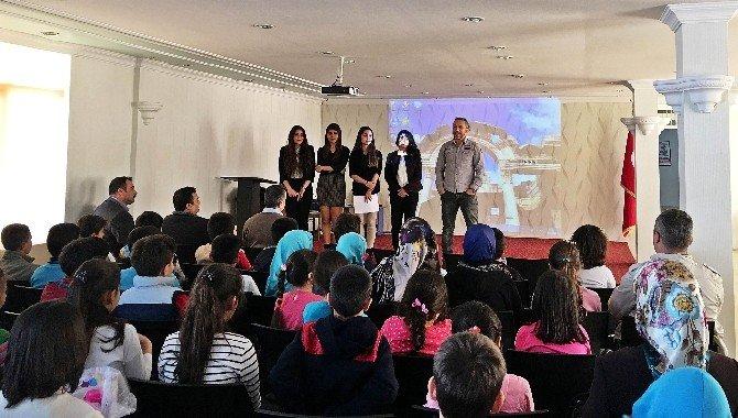 ADÜ Buharkent Meslek Yüksekokulu, Küçük Öğrencilere Eğitim Düzenledi