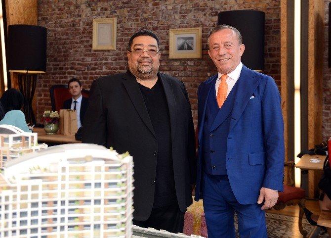 "Ali Ağaoğlu: ""Ağaoğlu Central Park'ta Satış Rekoru Kıracağız"""