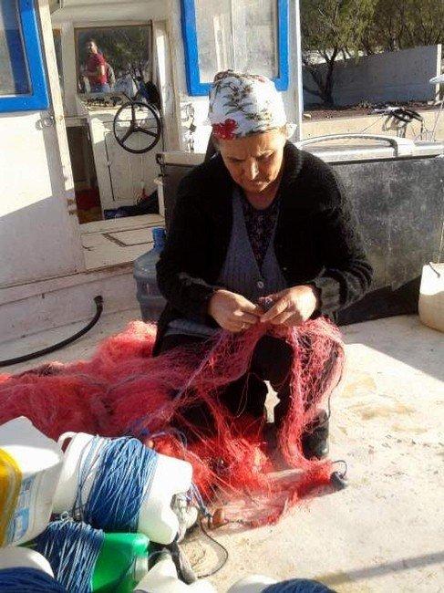 Kadınlar Balıkçılığı Bırakıyor