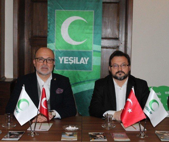 Yeşilay Projelerine AK Parti Osmangazi'den Destek