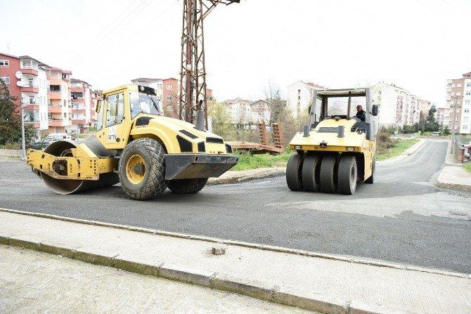 Altınordu'da Alt Yapı Çalışmaları Tamgaz