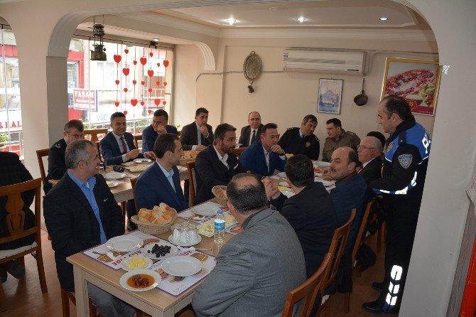 Bafra'da Huzur Ve Güvenlik Danışma Toplantısı
