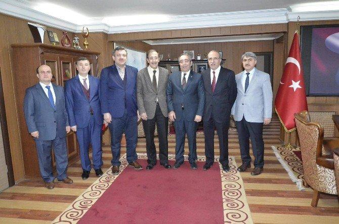 Palandöken Belediyesi, Yüksek Yargı Organlarını Ağırladı