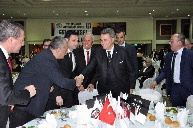 """Orman: """"Vodafone Arena'yla Beraber Evimize Döneceğiz"""""""