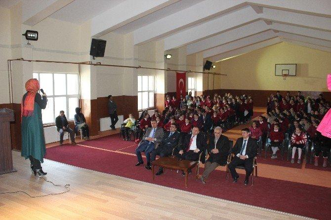 Muş'ta Öğrencilere Gıda Eğitimi