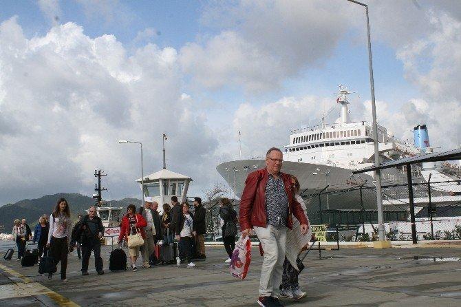 Kruvaziyer Turizmine Terör Darbesi