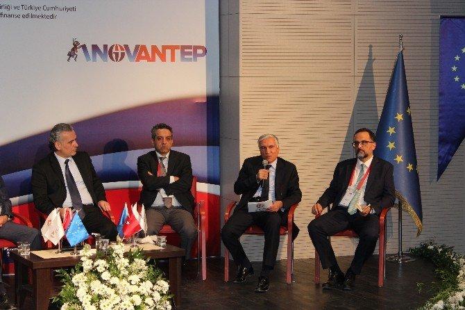 'İnovasyon Yolculuğunda Gaziantep' Paneli