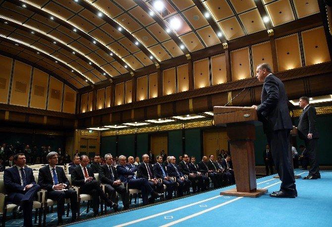Cumhurbaşkanı Erdoğan'dan 'Brüksel' Açıklaması