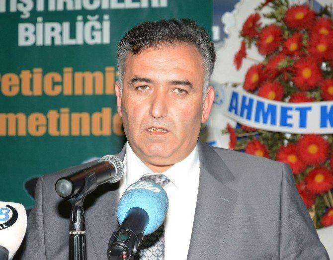 Aksaray'da Hayvan Üreticilerine Eğitim Verildi