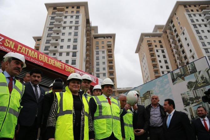 Bakan Sarı: Silopi ve Cizre'de kentsel dönüşüm çalışmaları tamamlandı