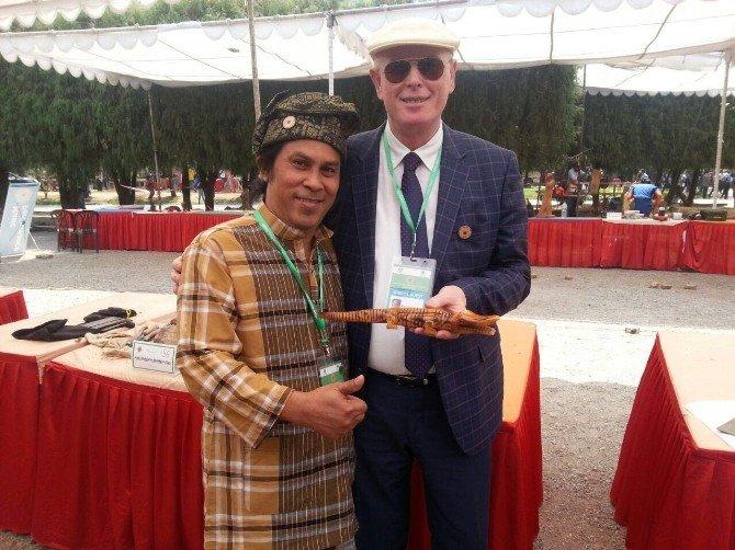 Kazım Kurt Nepal'e Onur Konuğu Olarak Gitti