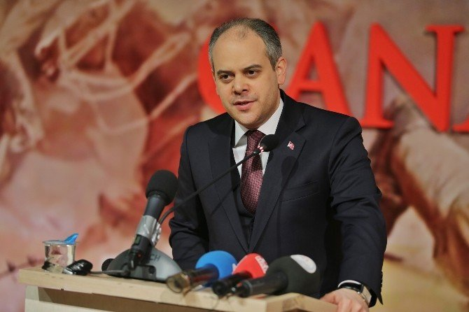 Gençlik Ve Spor Bakanı Çağatay Kılıç: